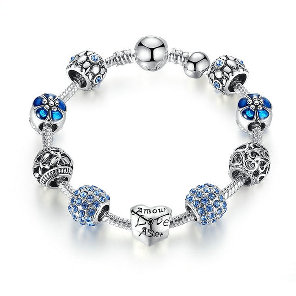 Antique Silver Bracelet For Women