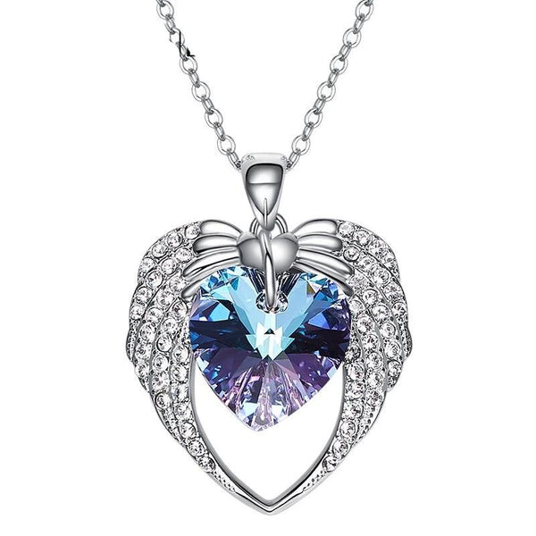Heart-shaped Pendants For Women