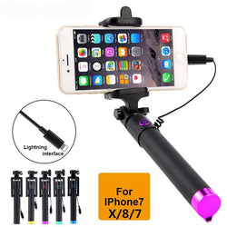 Iphone Wired Selfie Stick