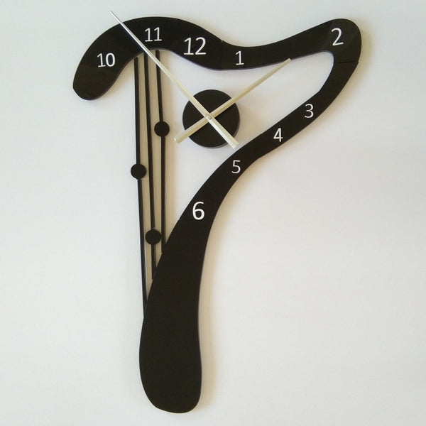 Modern Music Art Wall Clock