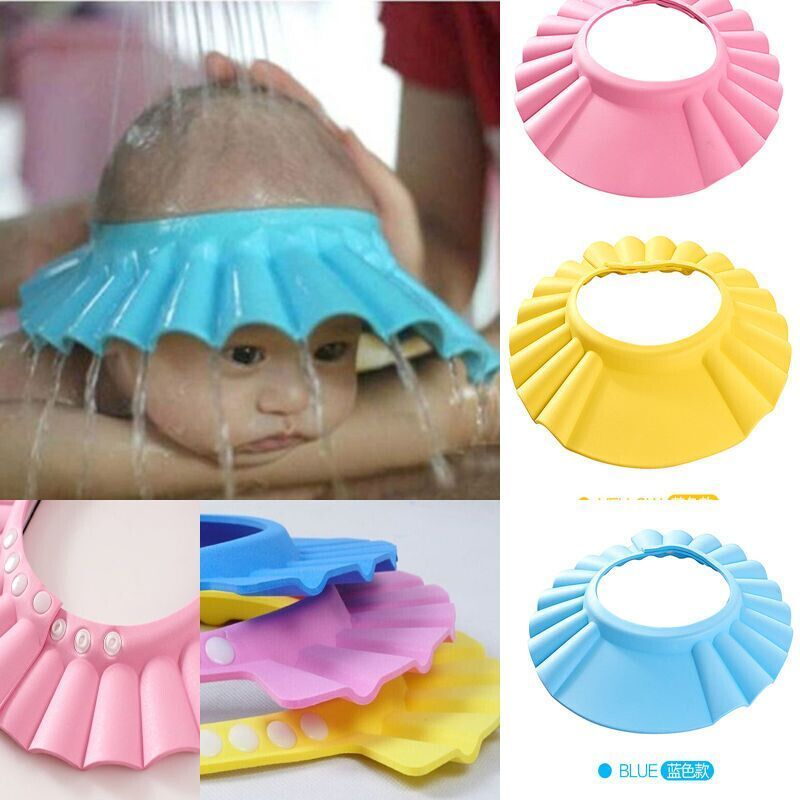 Adjustable Child Bathing Cap