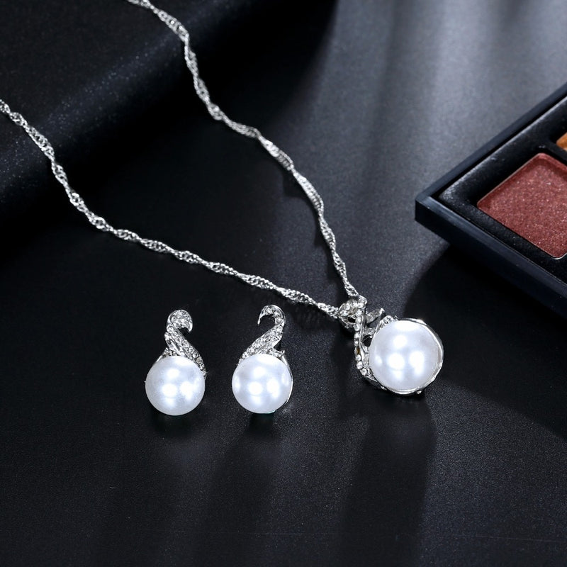 Trendy Jewelry Set For Women