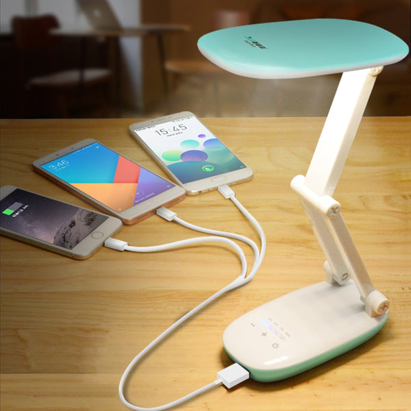 Portable Led Desk Lamp with Charge