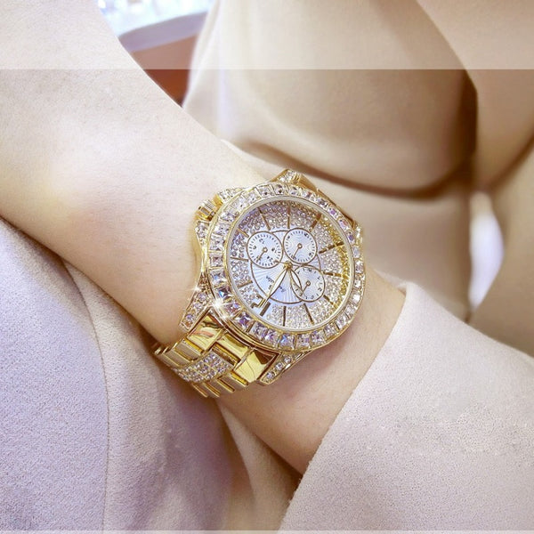 Luxury Women Bracelet Wristwatch
