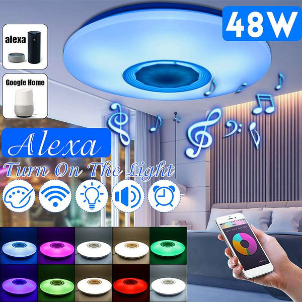 48W MUSIC CEILING LIGHT