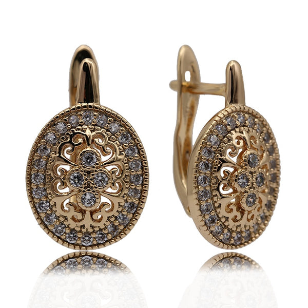 Trendy Vintage Inspired Earrings