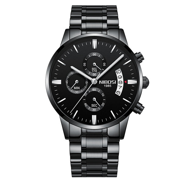 Waterproof Men Wrist Watch