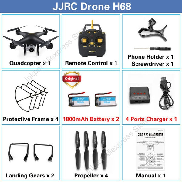 Wifi Quadcopter Drones with  HD 720P Camera