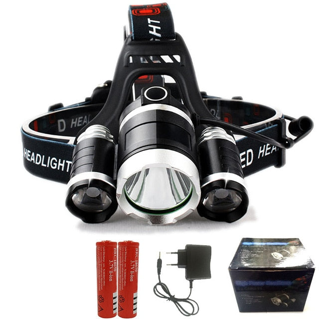 Best-Value 15000LM LED T6 Headlamp