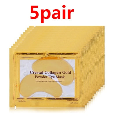 Crystal Collagen Gold Power Eye Mask
