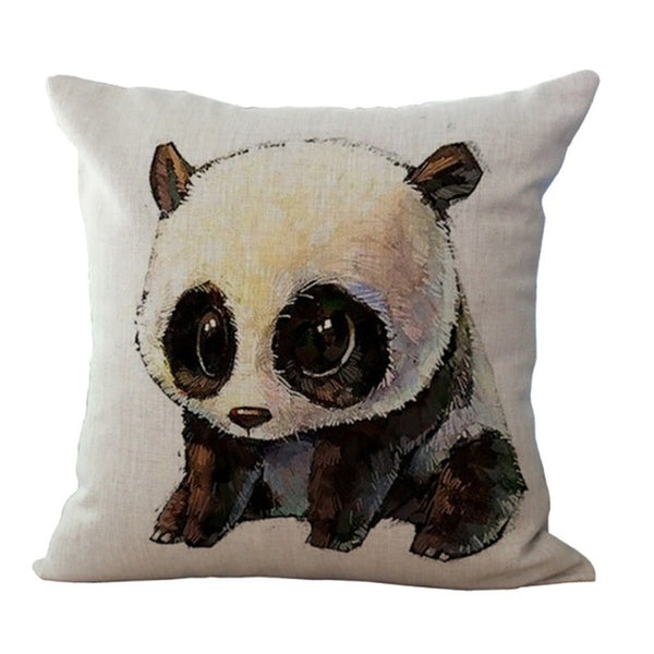Panda Chair Cushion