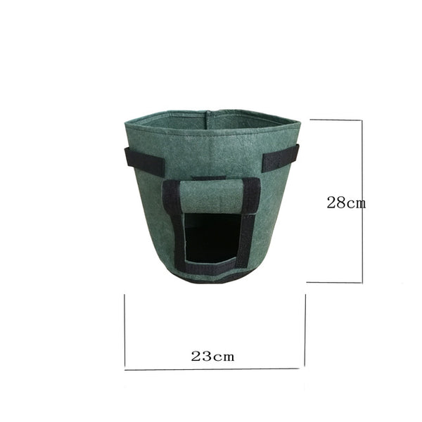 Garden Breathable Grow Bag Pot