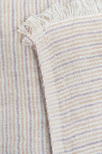 Cara throw - linen - natural