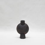 Sphere vase - coffee - mini
