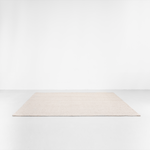 Nevada rug - wool - light grey