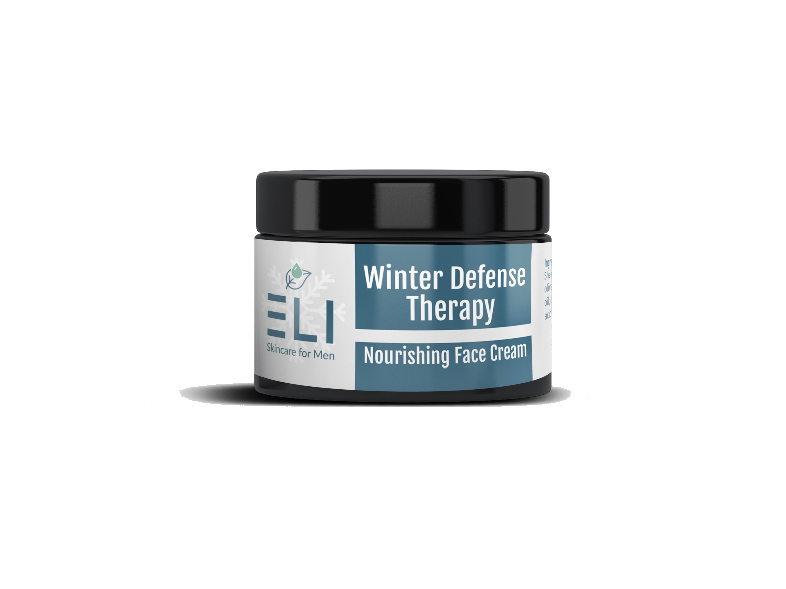 Winter Defense Therapy - Nourishing Face Cream