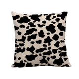 Snazzy Print Throw Pillow - The Dahlia Collective