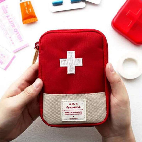 Function Portable First Aid Organizer