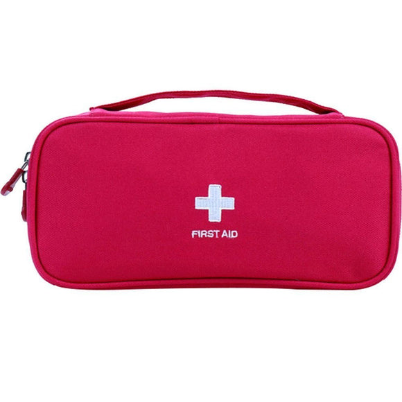 First Aid Travel Bag - The Dahlia Collective