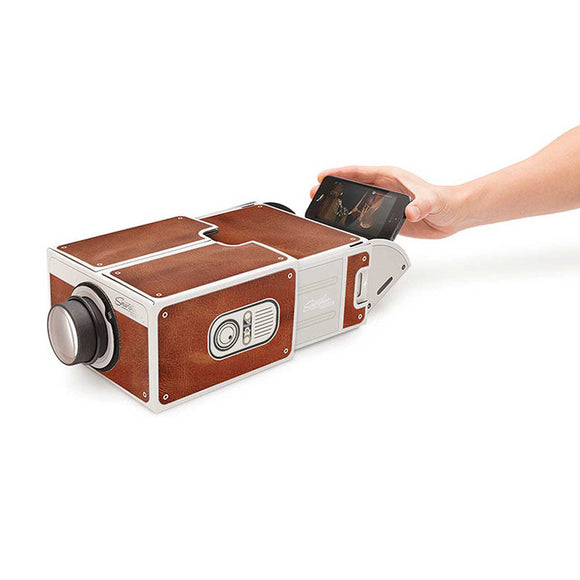 Portable Mobile Phone Projector - The Dahlia Collective