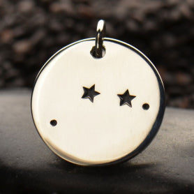 Constellation Necklace Aries