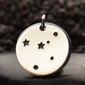 Constellation Necklace Cancer