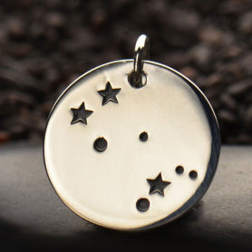 Constellation Necklace Gemini