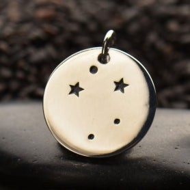 Constellation Necklace Libra