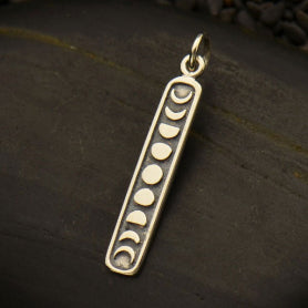 Moon Phase (Bar) Necklace