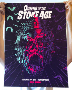 Queens of the Stone Age - November 11 th, 2017 - Berlin, Germany
