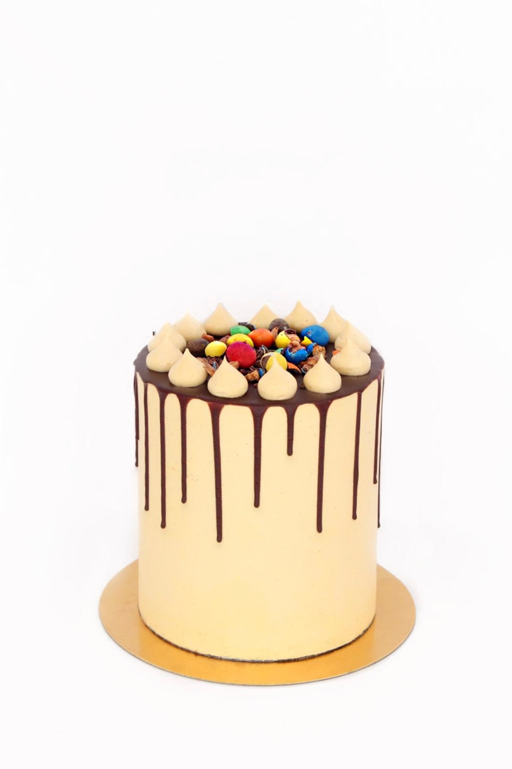 Chocolate Peanut Butter Cake (GF)