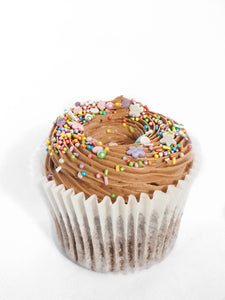 Chocolate Birthday Cupcake (VG/GF)