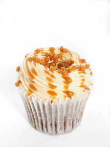 Chocolate Salted Caramel Cupcake (GF)