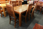 Anne 1800 7 Piece Dining Suite