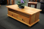Ashton 2 Drawer Coffee Table
