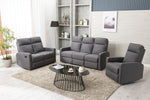 Brookton  3RR+2RR+R Sofa Suite