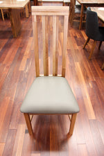 Chestnut Ascot Chair