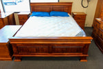 Compbell King Bed