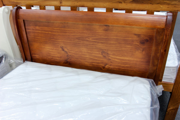 Crescent King Single Bed (Panel)