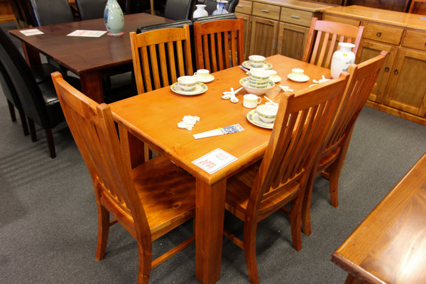 Donnelly 1500 7 Piece Dining Suite
