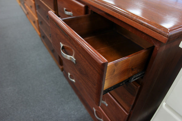 Donnelly Jarrah 5 Drw Chest