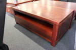 Erin Jarrah 2 Drw Coffee Table