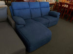 Harris Right Chaise Sofa