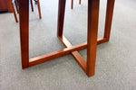 WA Jarrah ST Oval Table (WA Made)