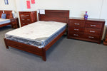 Beeliar Jarrah Queen Bed
