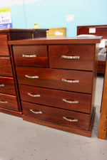Sydney Jarrah 5 Drw Chest