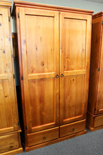 Jason 2 Door/2 Drawer Wardrobe