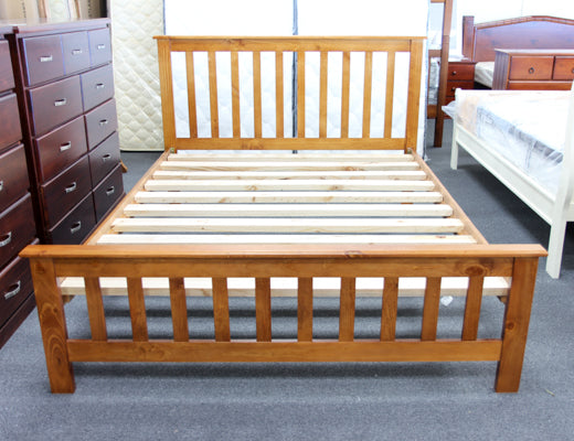 Lingford Queen Bed (Slatted)