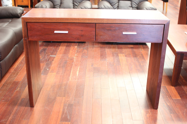 Jarrah Chunky Hall Table