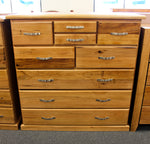 Donelly Chestnut 9 Drw Chest